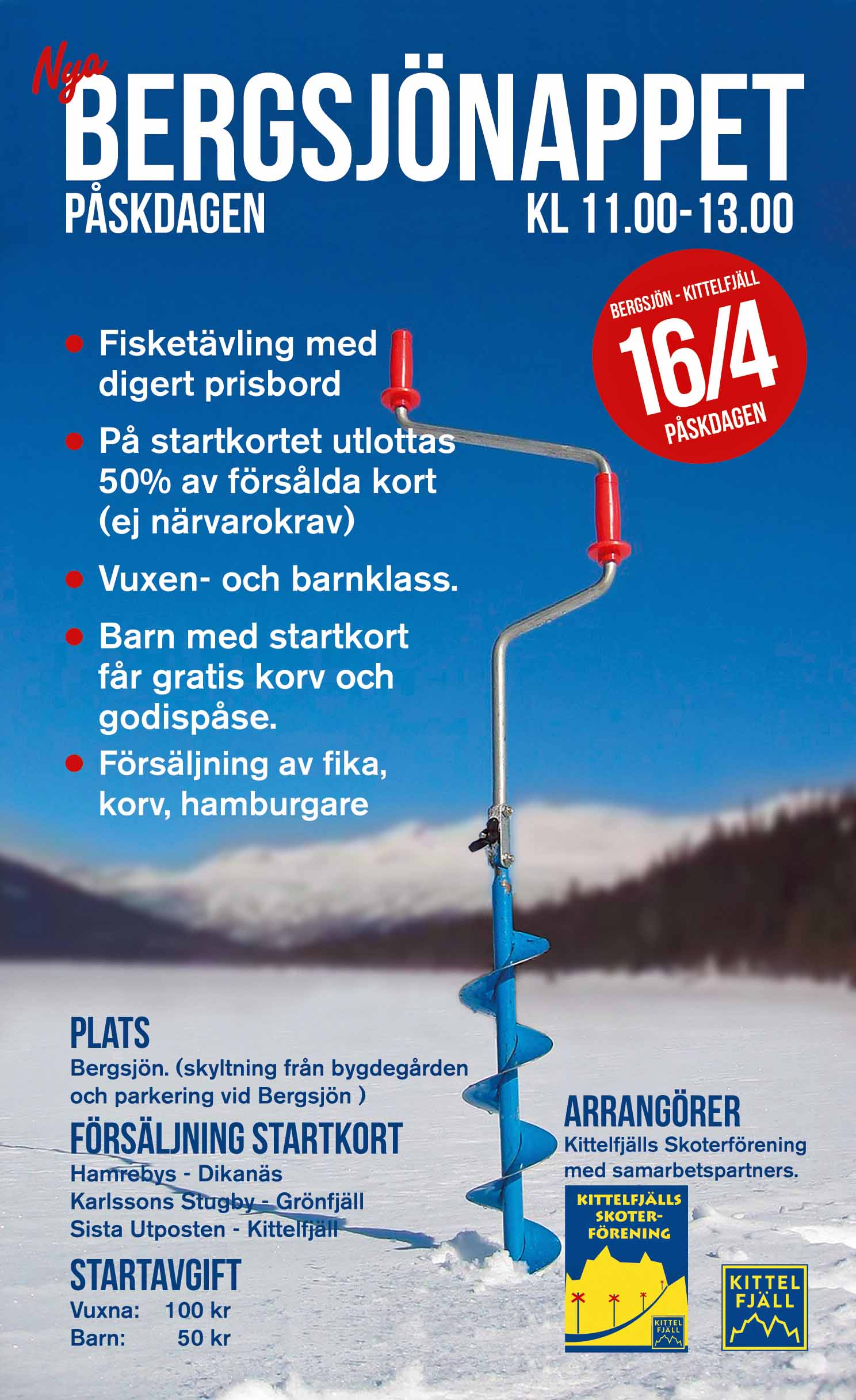 Bergsjönappet 2017